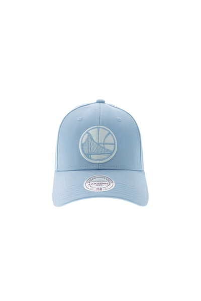 Mitchell & Ness Warriors Women's Low Pro Strapback Blue/White