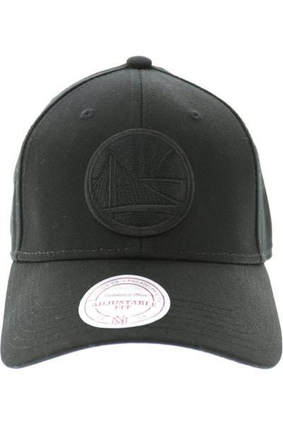 Mitchell & Ness Bulls Women's Low Pro Strapback Black/Black