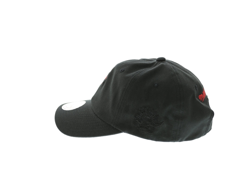 Mitchell & Ness Raptors Elements Strapback Black