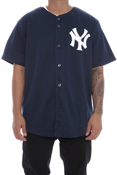 Majestic Athletic Yankees Replica Jersey Navy