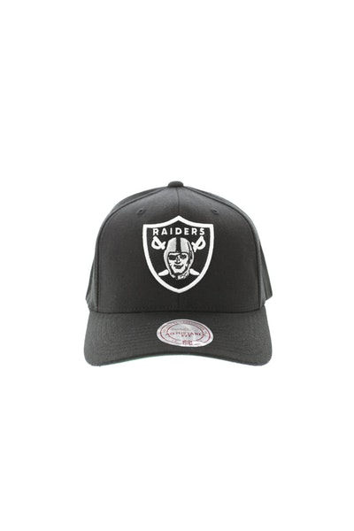 Mitchell & Ness Oakland Raiders Flex 110 Embroidered Logo Snapback Black/Grey/Green