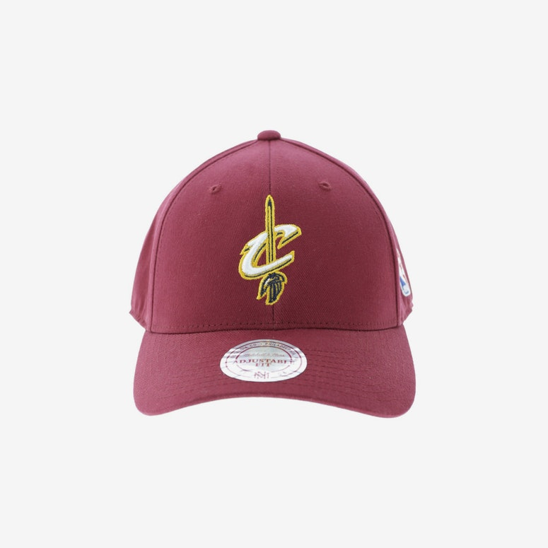 Mitchell   Ness Cleveland Cavaliers 110 Snapback Maroon – Culture Kings 76f117c487a0