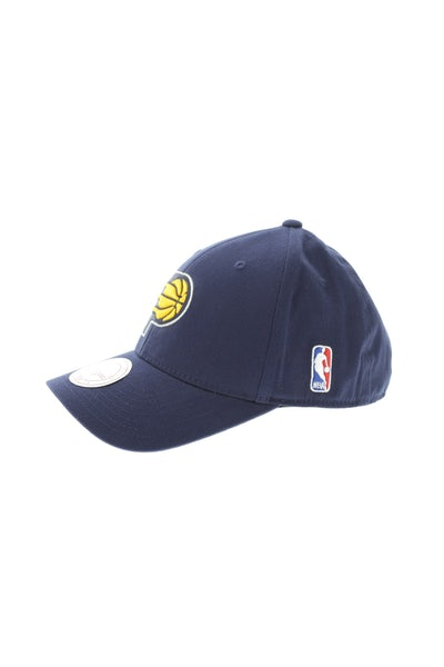 Mitchell & Ness Indiana Pacers 110 Snapback Navy
