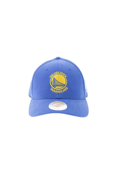 Mitchell & Ness Golden State Warriors 110 Snapback Royal