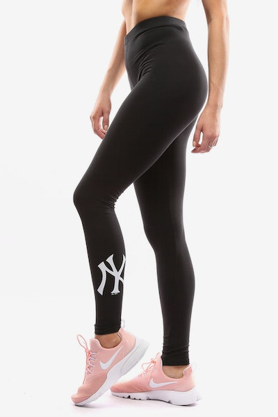 Majestic Athletic Women's Yankees Leggings Black