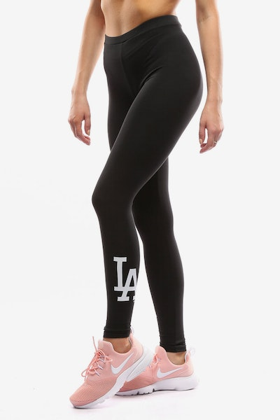Majestic Athletic Women's Dodgers Leggings Black