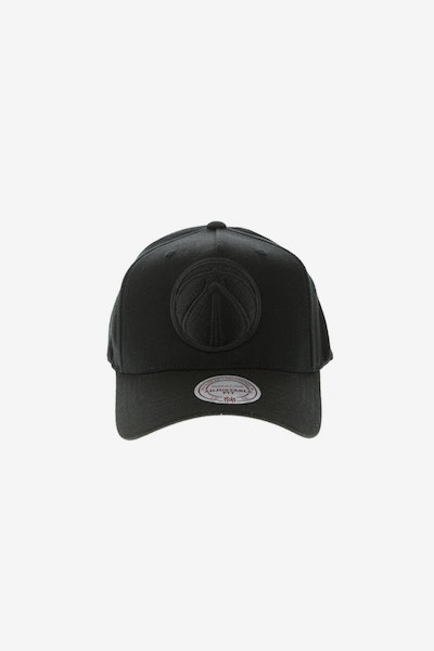 Mitchell & Ness Washington Wizards 110 Pinch Snapback Black