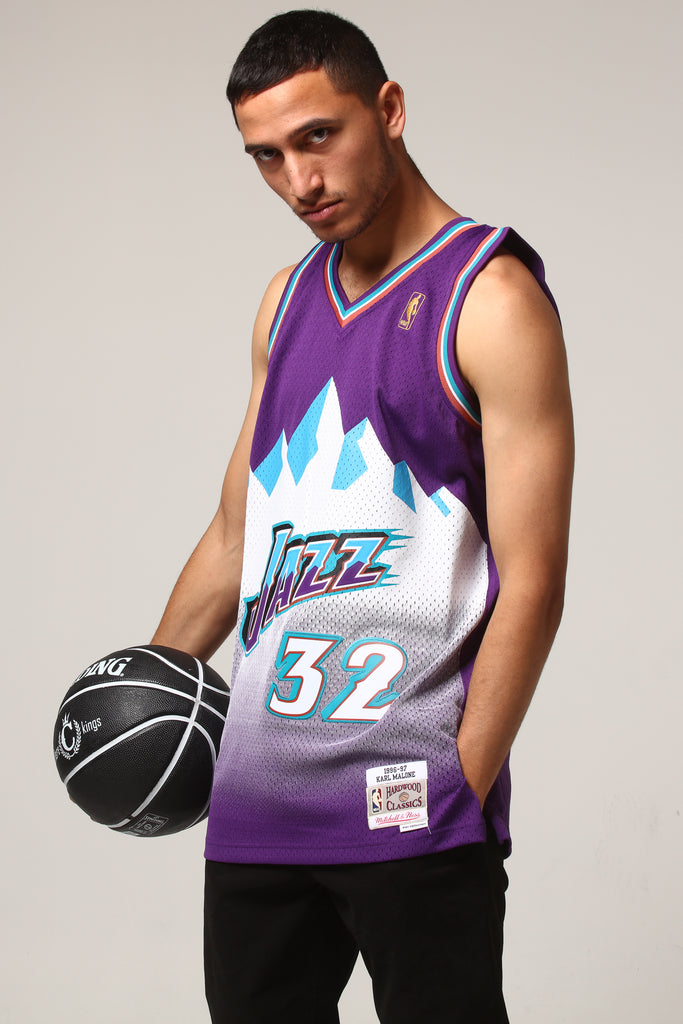 new arrival b3b5d ba2a2 good utah jazz mitchell and ness jersey bdde2 16e5a