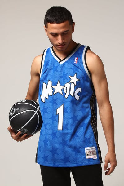 Mitchell & Ness Orlando Magic Tracy McGrady #1 NBA Jersey Royal