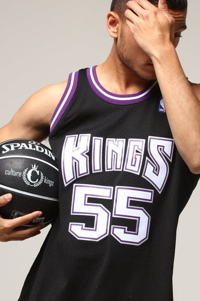 Mitchell & Ness Sacramento Kings Jason Williams #55 NBA Jersey Black