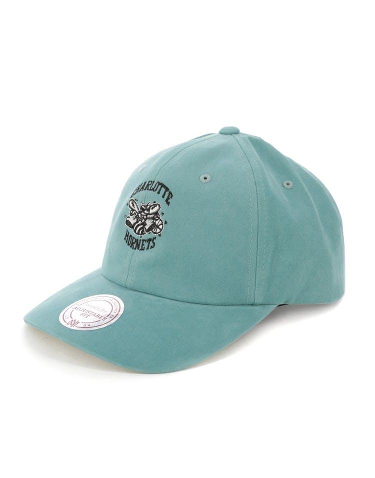 best website ed678 36580 Mitchell   Ness Charlotte Hornets Haze Snapback Teal