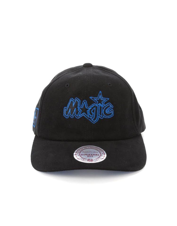 best service 50353 996a1 Mitchell   Ness Orlando Magic Haze Snapback Charcoal – Culture Kings