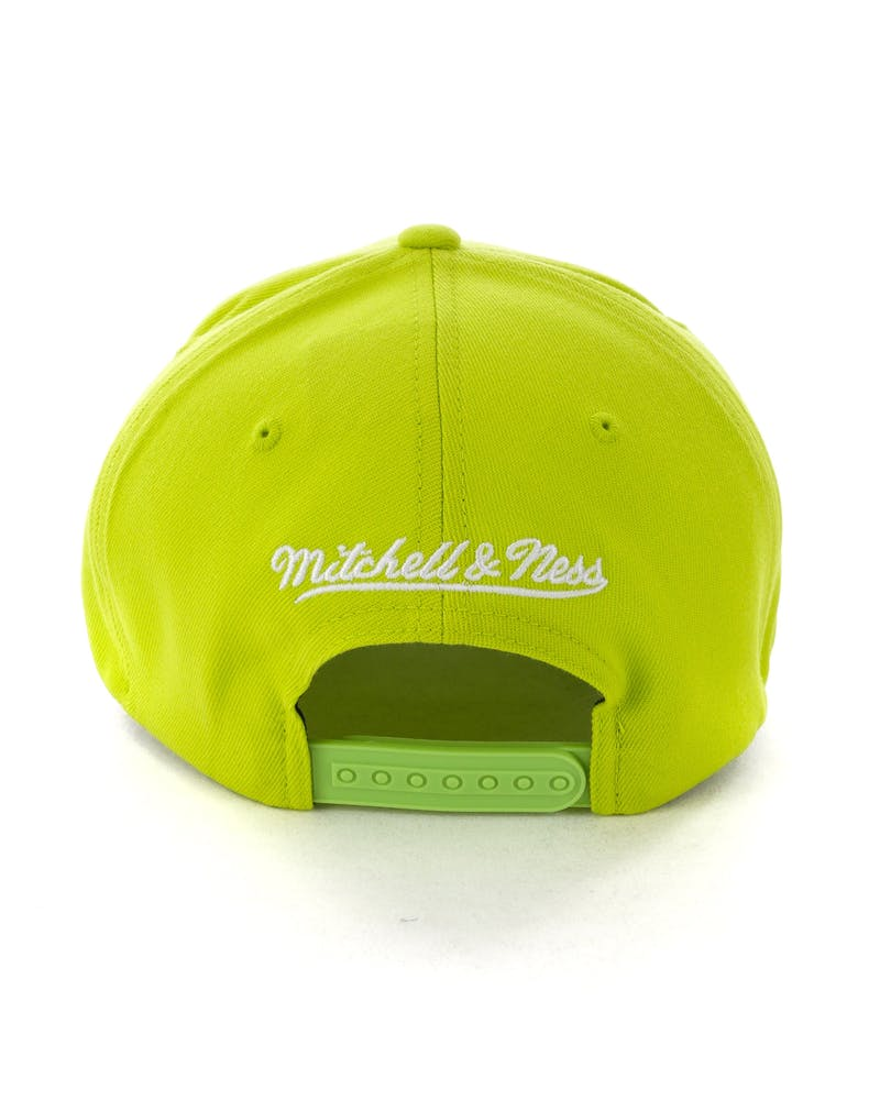 Mitchell & Ness Raiders Pinch 110 Snapback Green