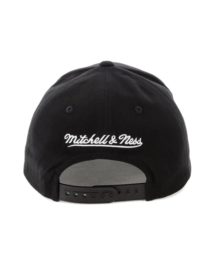 san francisco 84994 b2ce5 Mitchell   Ness Oklahoma City Thunder 88 Haze Snapback Black – Culture Kings