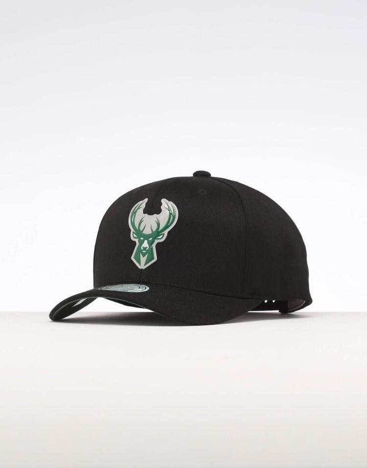 1f03fe3f Mitchell & Ness   Milwaukee Bucks Cap Black   Mens   NBA   Fly – Culture  Kings