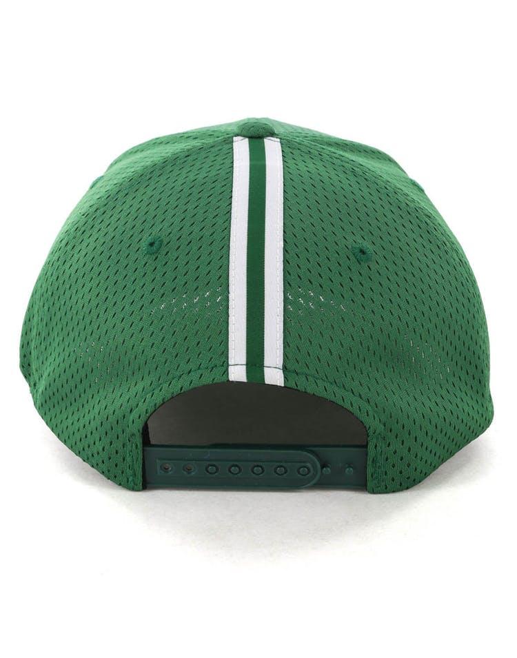 big sale 9d744 d9e31 Mitchell   Ness Boston Celtics Icon 110 Snapback Green White