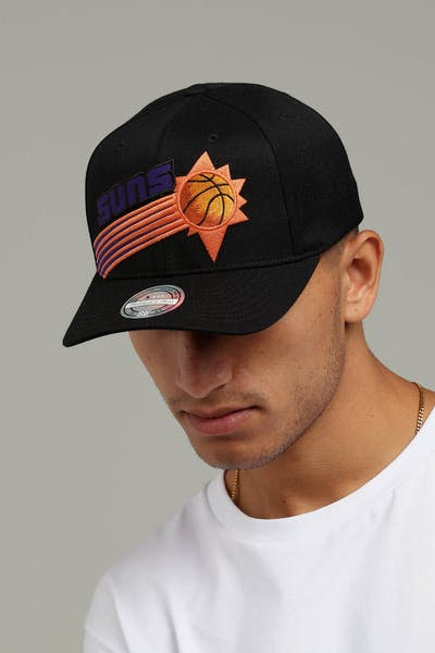 de6fa217e7e Mitchell   Ness Phoenix Suns Jersey Logo 110 Snapback Black