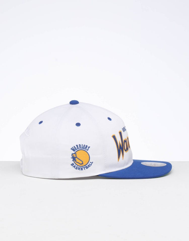 sells latest limited guantity Mitchell & Ness | Golden State Warriors Cap White/Blue | Mens ...
