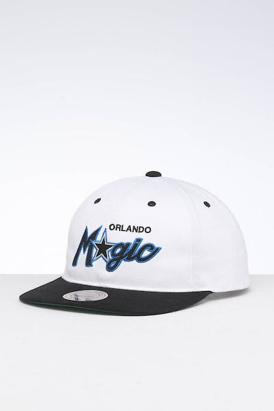 Mitchell & Ness Orlando Magic Deadstock Snapback White/Black