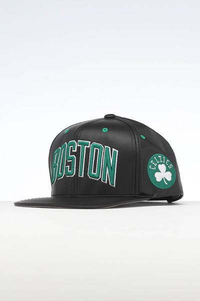 Mitchell & Ness Boston Celtics Rapid Snapback Black