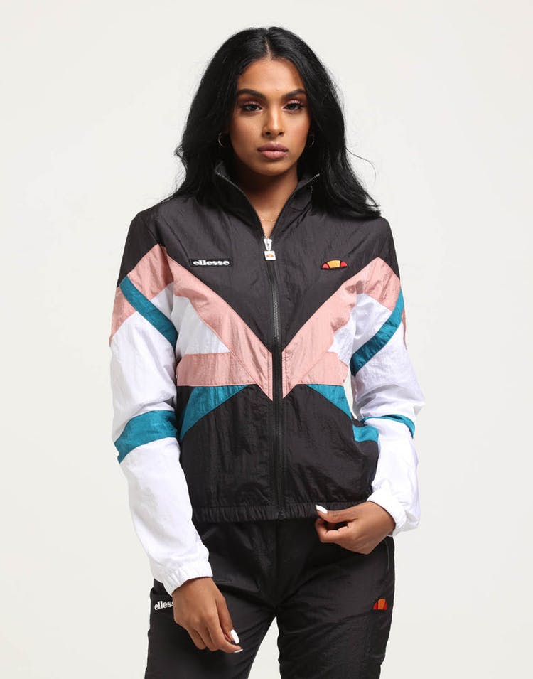 169d411458d0 Ellesse Women's Salizzada Track Jacket Black – Culture Kings