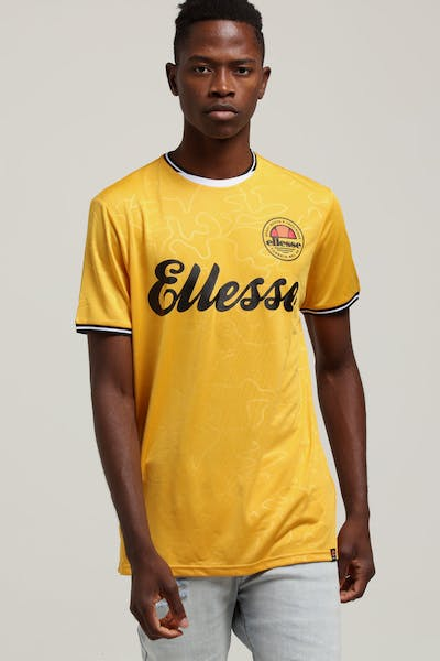 ELLESSE VICO SS TEE YELLOW