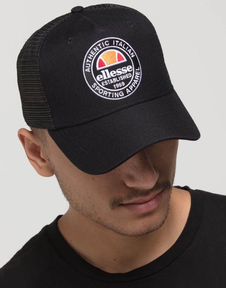 d95a1450756 ELLESSE PONTRA TRUCKER CAP BLACK – Culture Kings