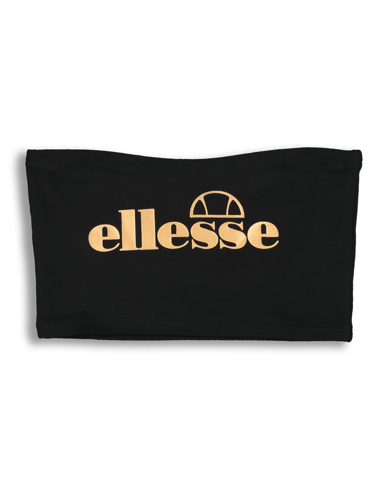 Ellesse Women's Seleno Bandeau Black/Rose Gold