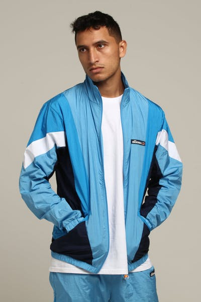 Ellesse Gerra Woven Track Jacket Light Blue