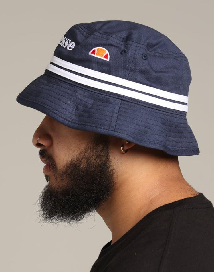3b7b457963 Ellesse Lorenzo Bucket Hat Navy