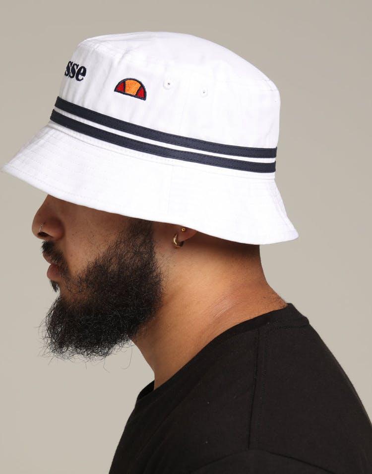 3f16c6ff Ellesse Lorenzo Bucket Hat White