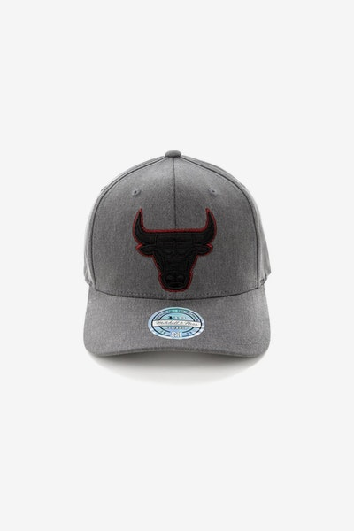 Mitchell & Ness Chicago Bulls 110 Snapback Washed Denim