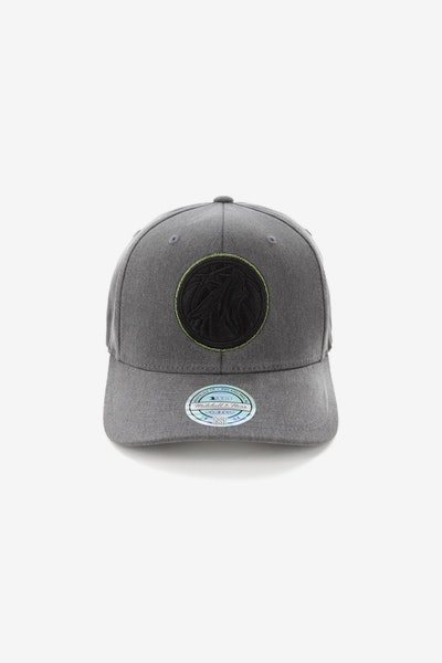 Mitchell & Ness Minnesota Timberwolves 110 Snapback Washed Denim