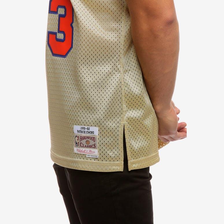 Mitchell   Ness Patrick Ewing Swingman Jersey Gold – Culture Kings b851a9f32