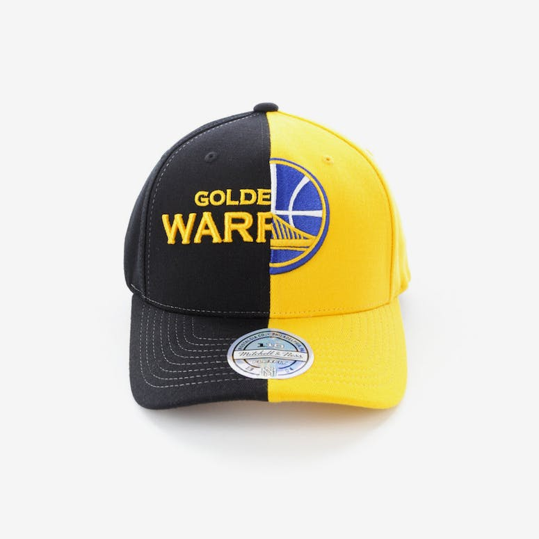 Mitchell   Ness Golden State Warriors Pinch 110 Flex Half   Half Snapb –  Culture Kings a9b30081d57e