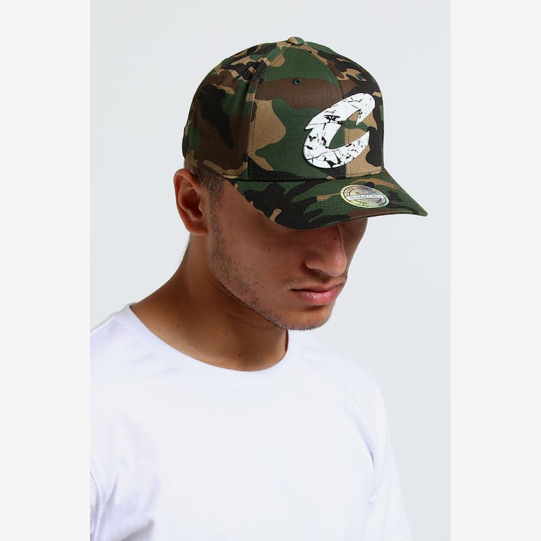 8c31dc91bfc Mitchell   Ness Cleveland Cavaliers 110 Flex Snapback Camo Marble – Culture  Kings