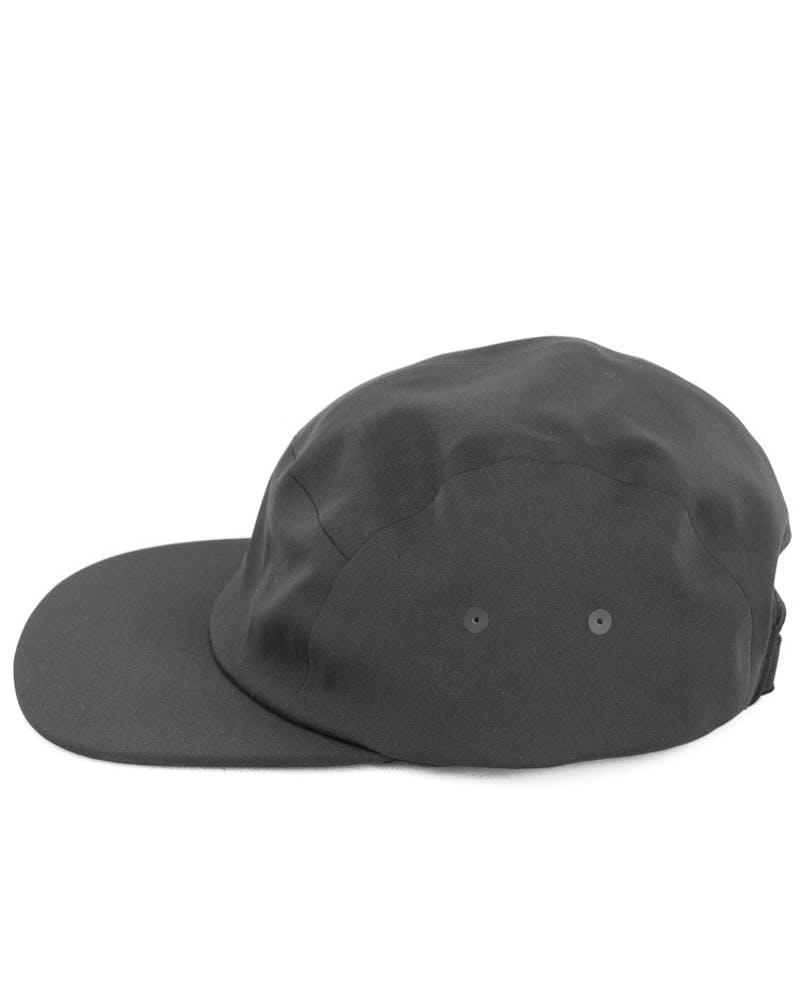 Glendale Seamless 5 Panel Black