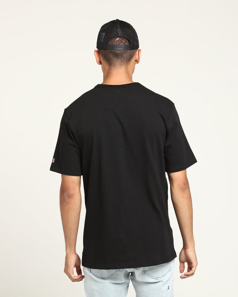 Champion Heritage Tee Big C Black