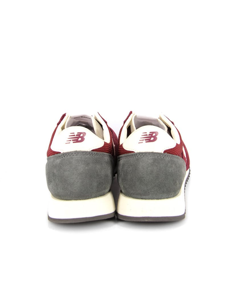 New Balance 620 Maroon/grey/whi