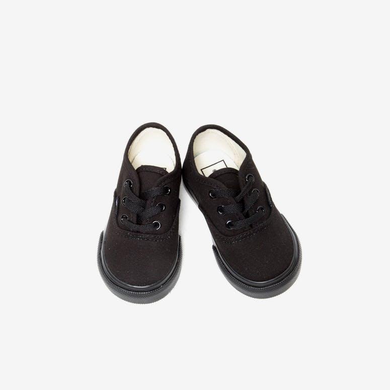 7ce87409c8 Vans Toddler Authentic Black Black – Culture Kings