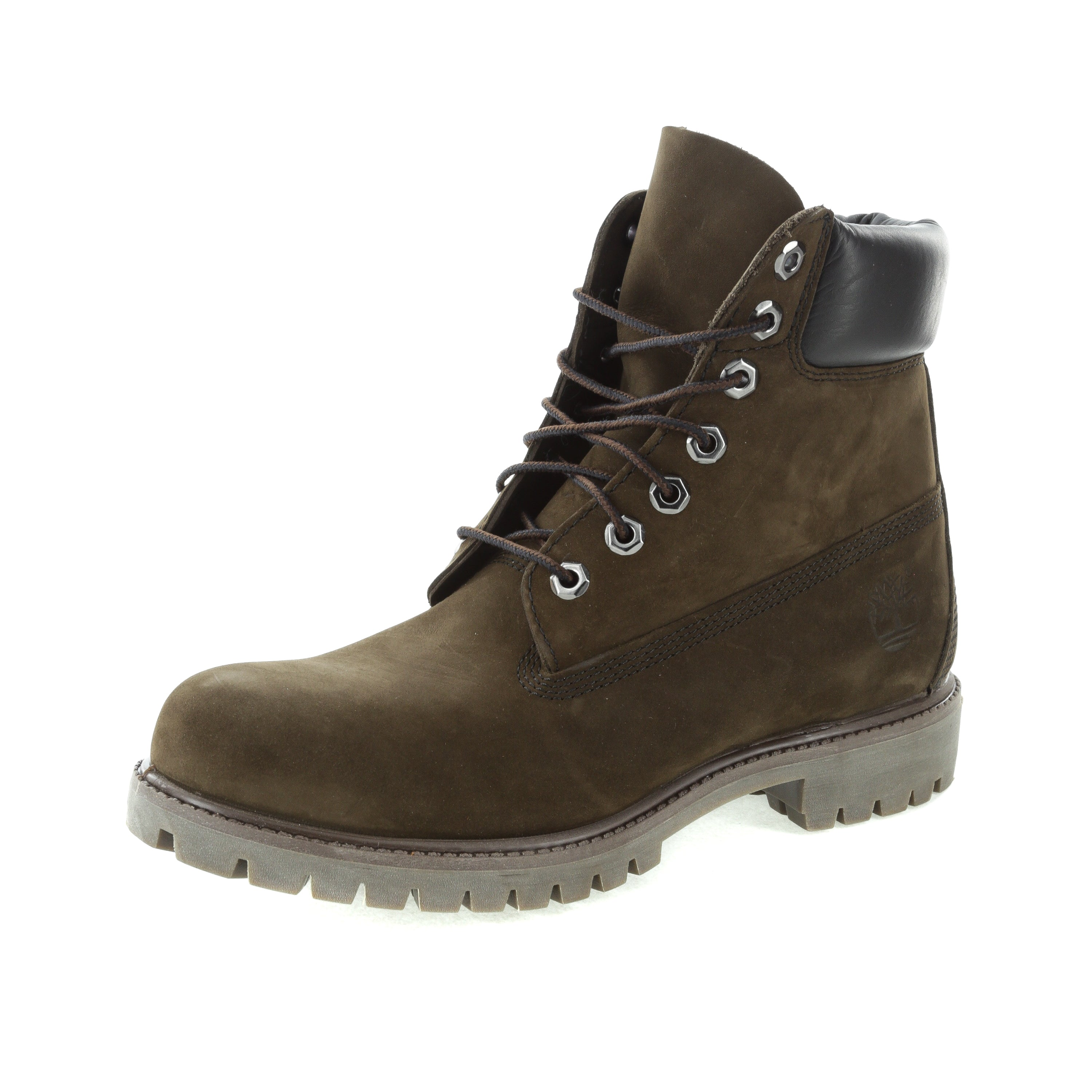 Womens Timberland 6 Inch Premium Boot Off White Canada Sale