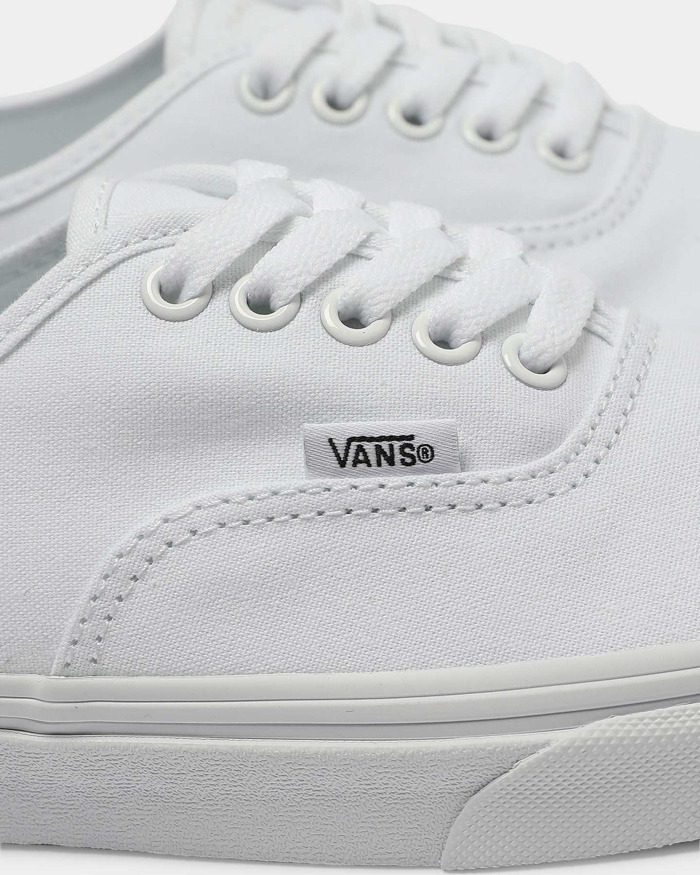 VANS AUTHENTIC WHITEWHITE