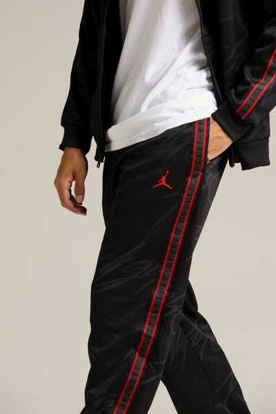 Jordan Jumpman Tricot TrackPant Black/Red