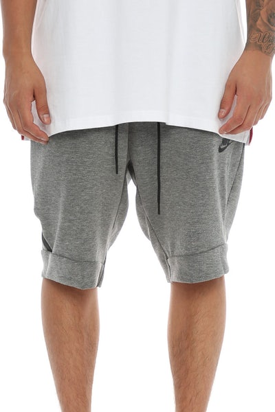 Nike Tech Fleece Short Dark Grey/Black