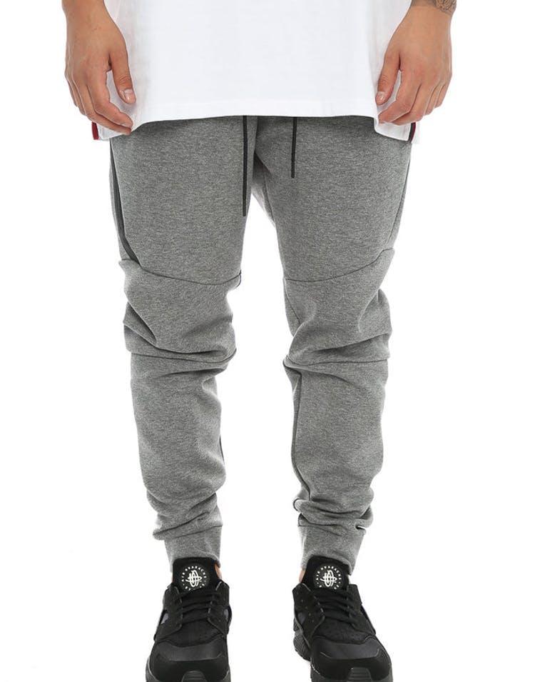 a2e15e22c6d7 Nike Tech Fleece Jogger Pant Dark Grey Black – Culture Kings