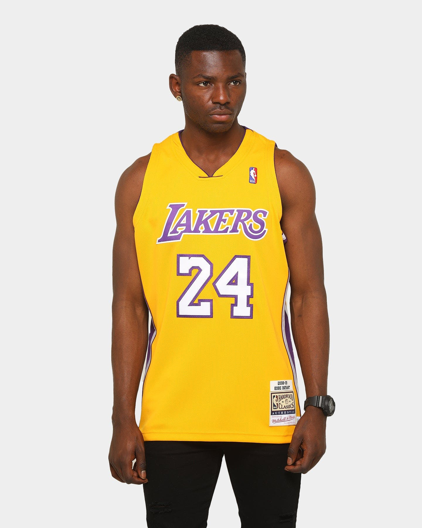 Mitchell Ness Los Angeles Lakers Kobe Bryant 24 08 09 Authentic Nba Culture Kings