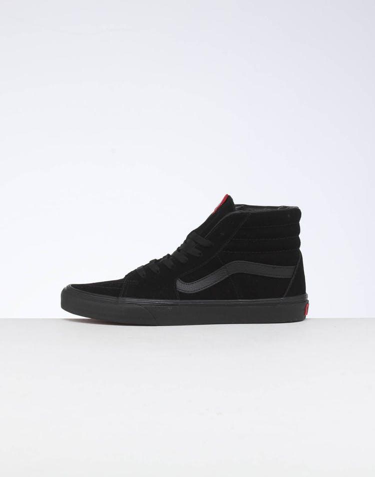 ec69853e Vans Sk8-Hi Black/Black – Culture Kings