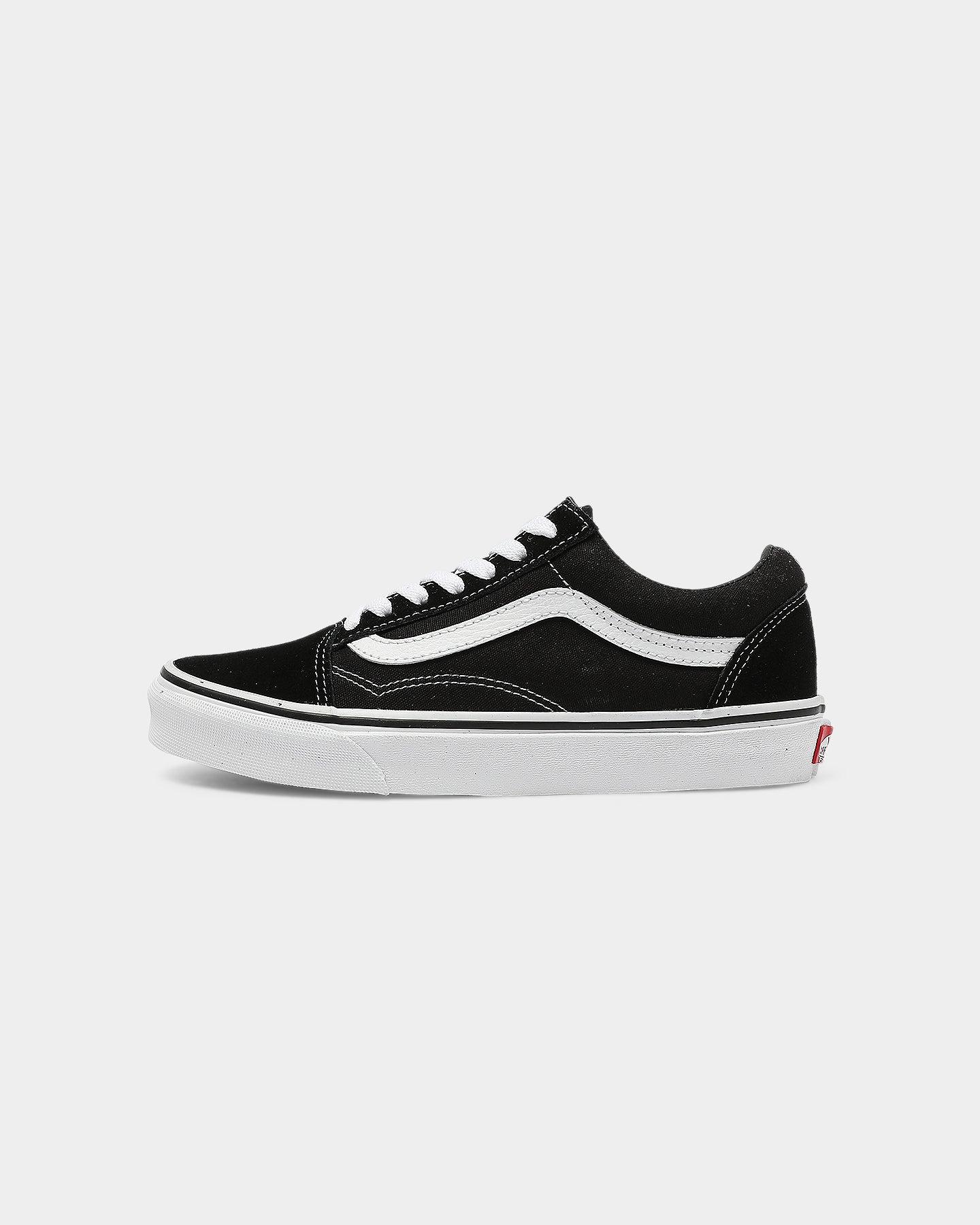 Vans Old Skool Black/white | Culture Kings