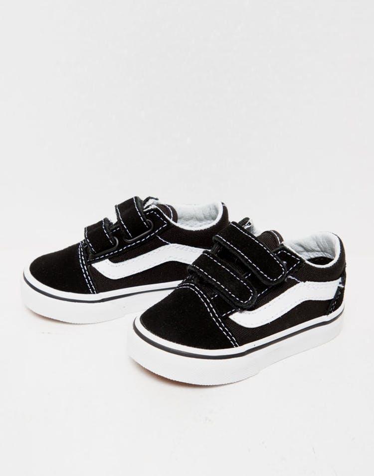 bdd8d9da10 Vans Toddler Old Skool V Black White – Culture Kings