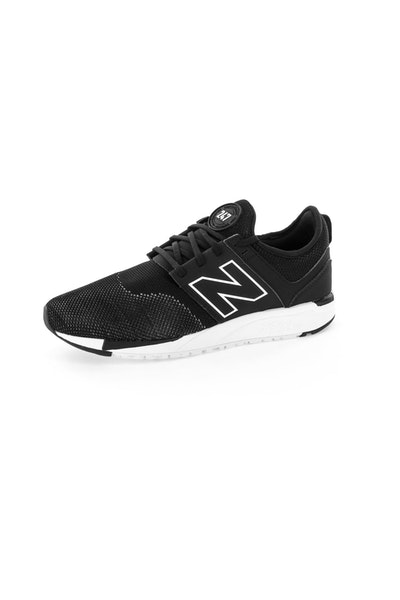 New Balance 247 Mesh Black/White